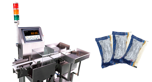 Panasonic Case - General Measure's Checkweigher in Identifying Defects