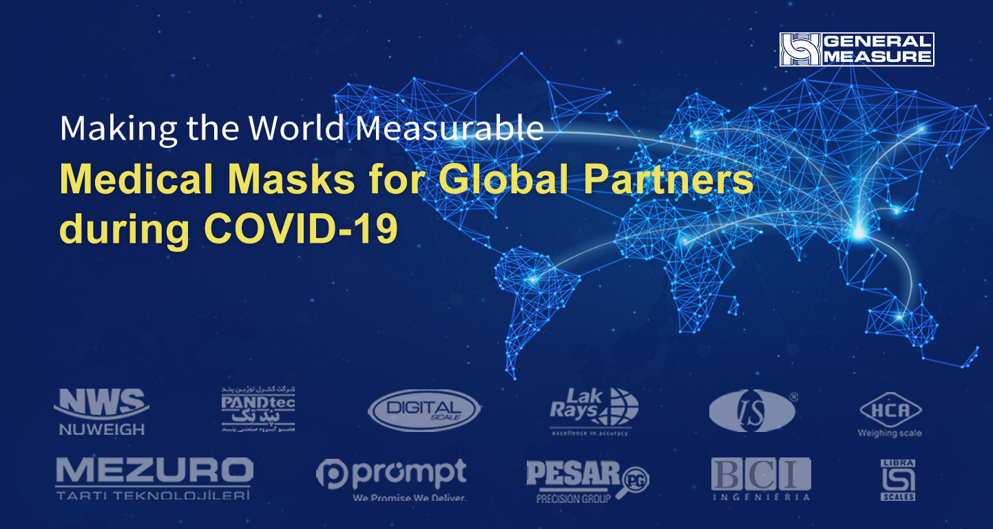 Medical Masks for Global Partners during COVID-19