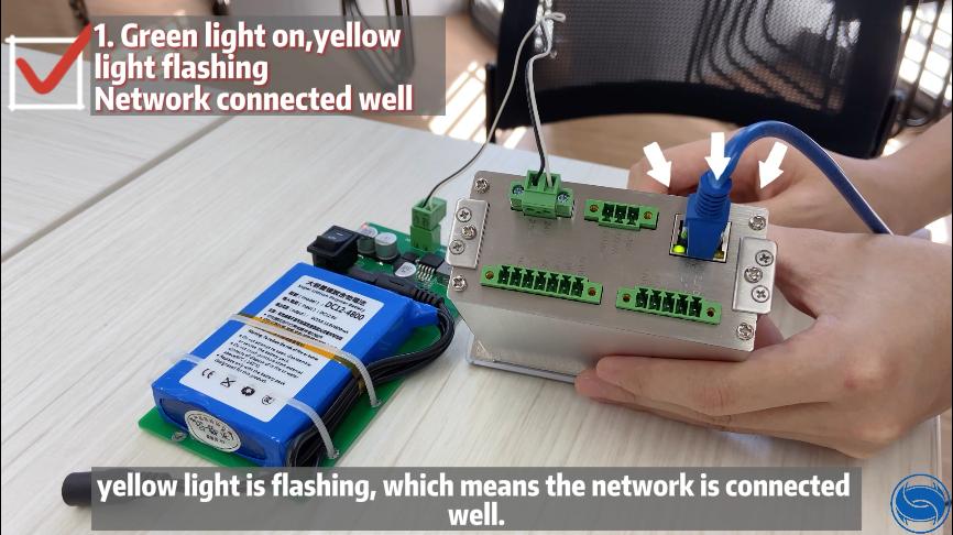 GMT-P1 Modbus TCP Communication Troubleshooting